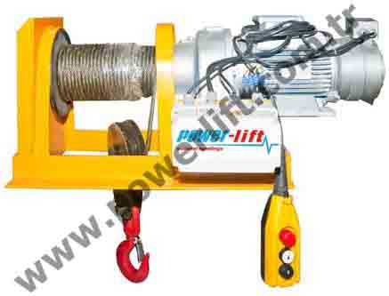 POWERLİFT YER VİNCİ 0.5T 10MT /></a>                                         </div>                                         <div class=