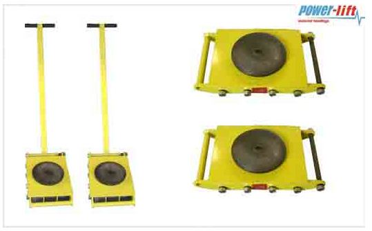 POWERLİFT 12 TON 4 LÜ SET DOMUZ ARABASI /></a>                                         </div>                                         <div class=